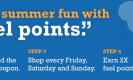 Kroger Fuel Points Program #FuelYourSummer #Giveaway