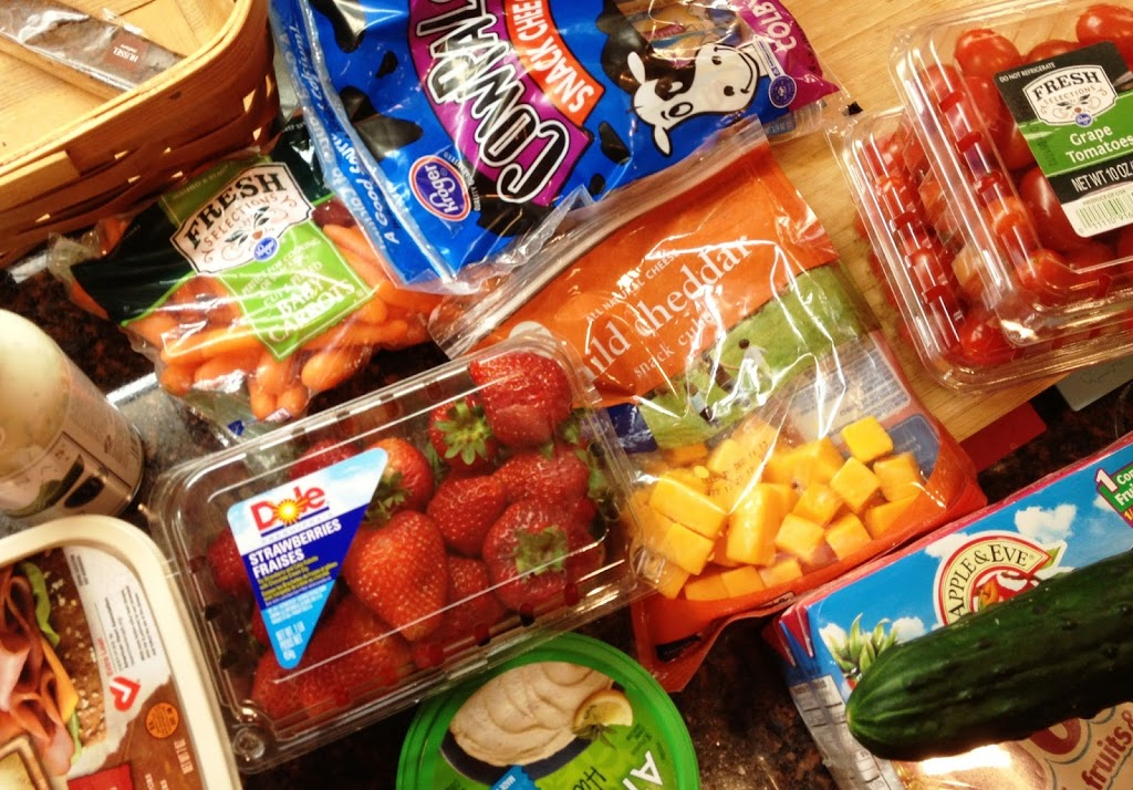 Healthy Lunch Box Ideas Back To School With A Kroger Giveaway