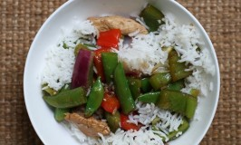 Homemade Stir Fry Sauce Recipe With Chicken and Vegetables