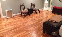 Pledge FloorCare Wood Products For Our New Wood Floor