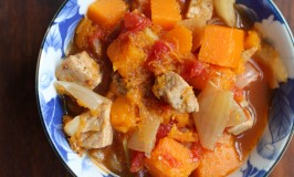Pork Stew With Fennel and Butternut Squash Recipe