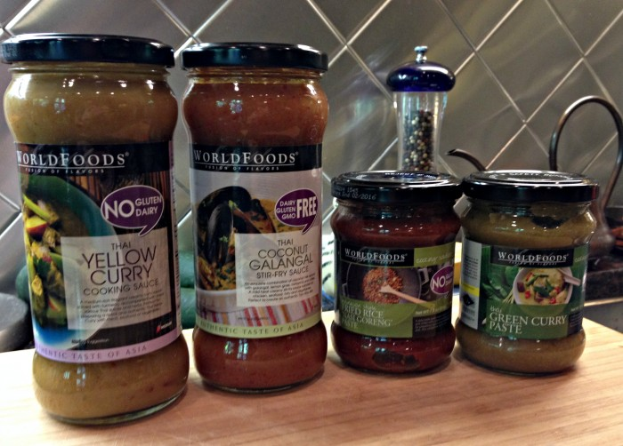 worldfoods sauces