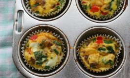 Muffin Tin Omelets with Eggland's Best Giveaway