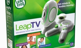 Active Learning and Gaming with #LeapTV