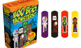 BooBoo Monsters Bandages Giveaway