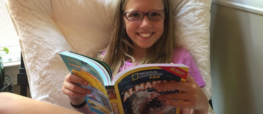 National Geographic Kids Almanac Giveaway