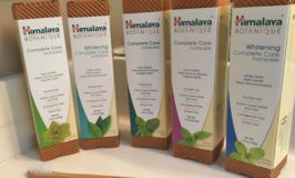 Himalaya Boutique Complete Care Toothpaste Review #momsmeet